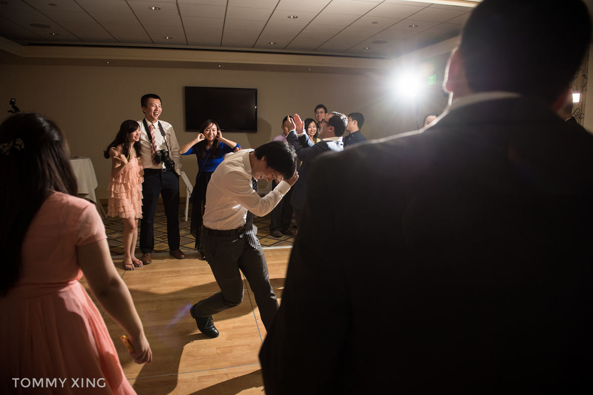 Los Angeles WAYFARERS CHAPEL Wedding - 洛杉矶玻璃教堂婚礼摄影跟拍 - Tommy Xing146.JPG
