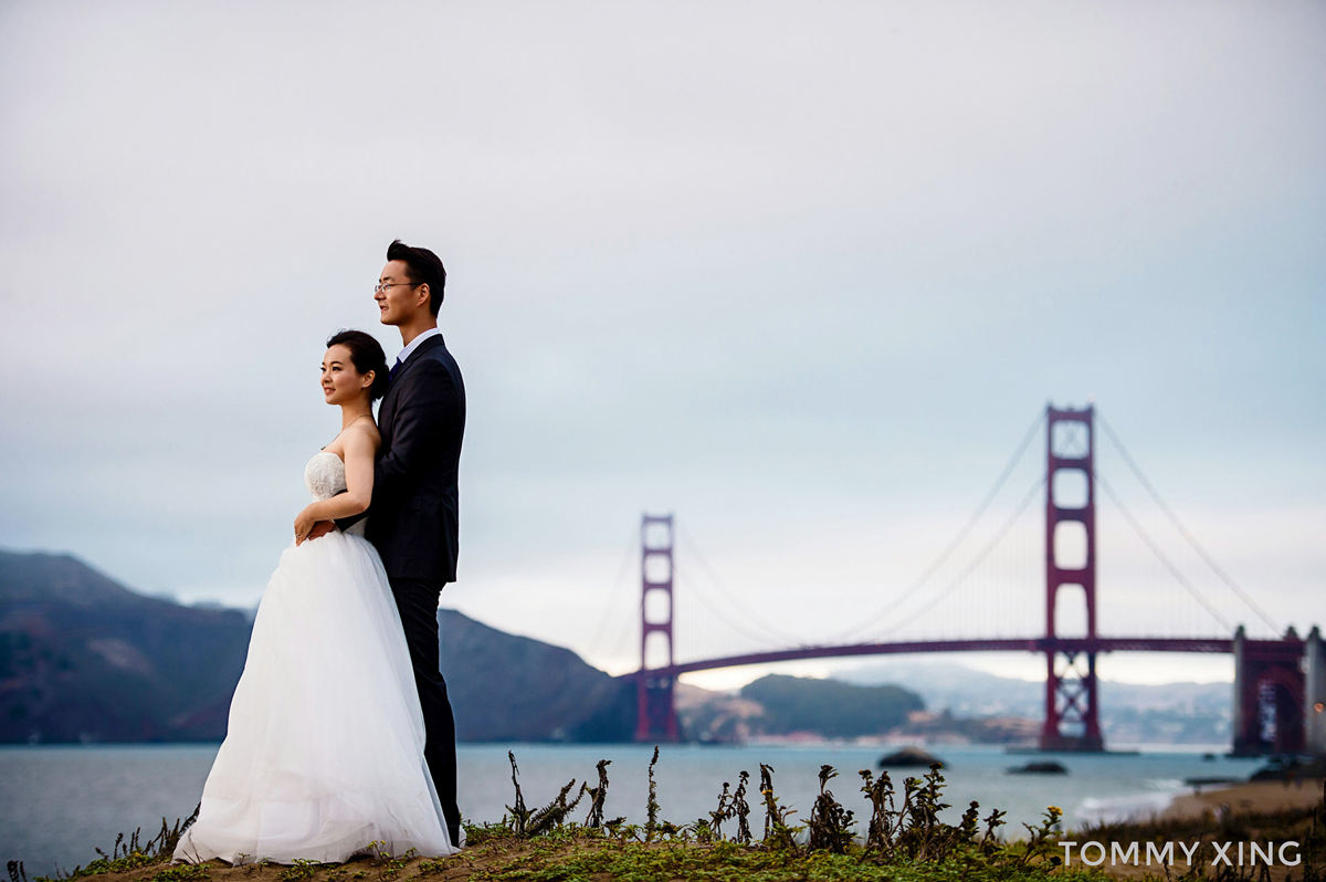 San Francisco bay area pre wedding - 旧金山湾区婚纱照 - Tommy Xing20.jpg