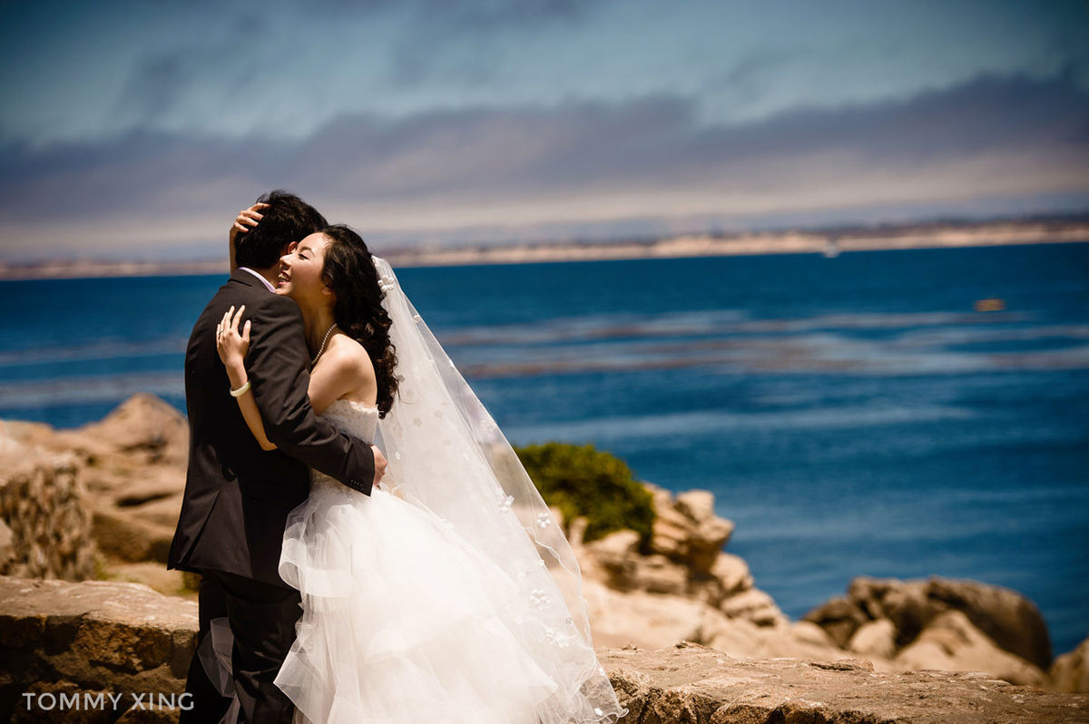 Lovers point park Wedding Monterey California - 旧金山湾区婚礼摄影纪实跟拍 - Tommy Xing 03.jpg