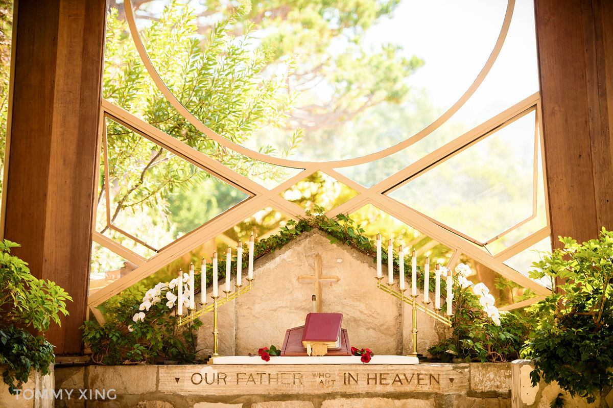 Wayfarers Chapel Wedding - Lin & Cheng - Los Angeles 洛杉矶玻璃教堂婚礼 by Tommy Xing Photography 020.JPG