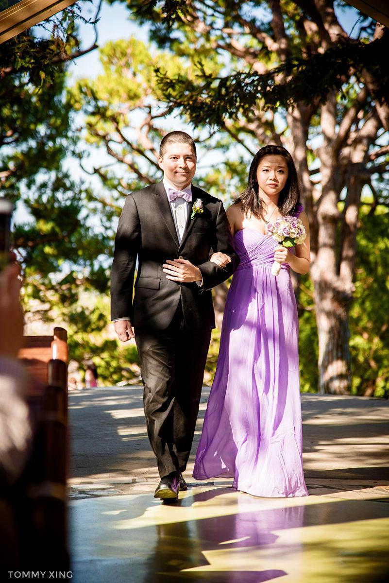Wayfarers Chapel Wedding - Lin & Cheng - Los Angeles 洛杉矶玻璃教堂婚礼 by Tommy Xing Photography 025.JPG