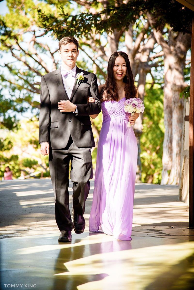 Wayfarers Chapel Wedding - Lin & Cheng - Los Angeles 洛杉矶玻璃教堂婚礼 by Tommy Xing Photography 026.JPG