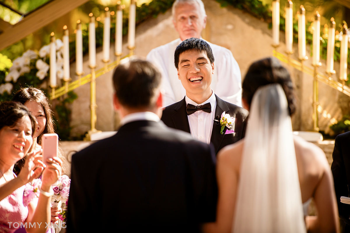 Wayfarers Chapel Wedding - Lin & Cheng - Los Angeles 洛杉矶玻璃教堂婚礼 by Tommy Xing Photography 033.JPG