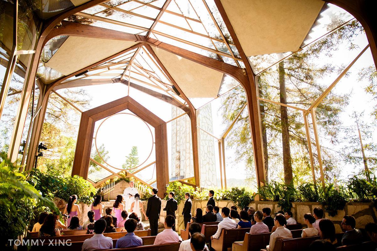Wayfarers Chapel Wedding - Lin & Cheng - Los Angeles 洛杉矶玻璃教堂婚礼 by Tommy Xing Photography 038.JPG