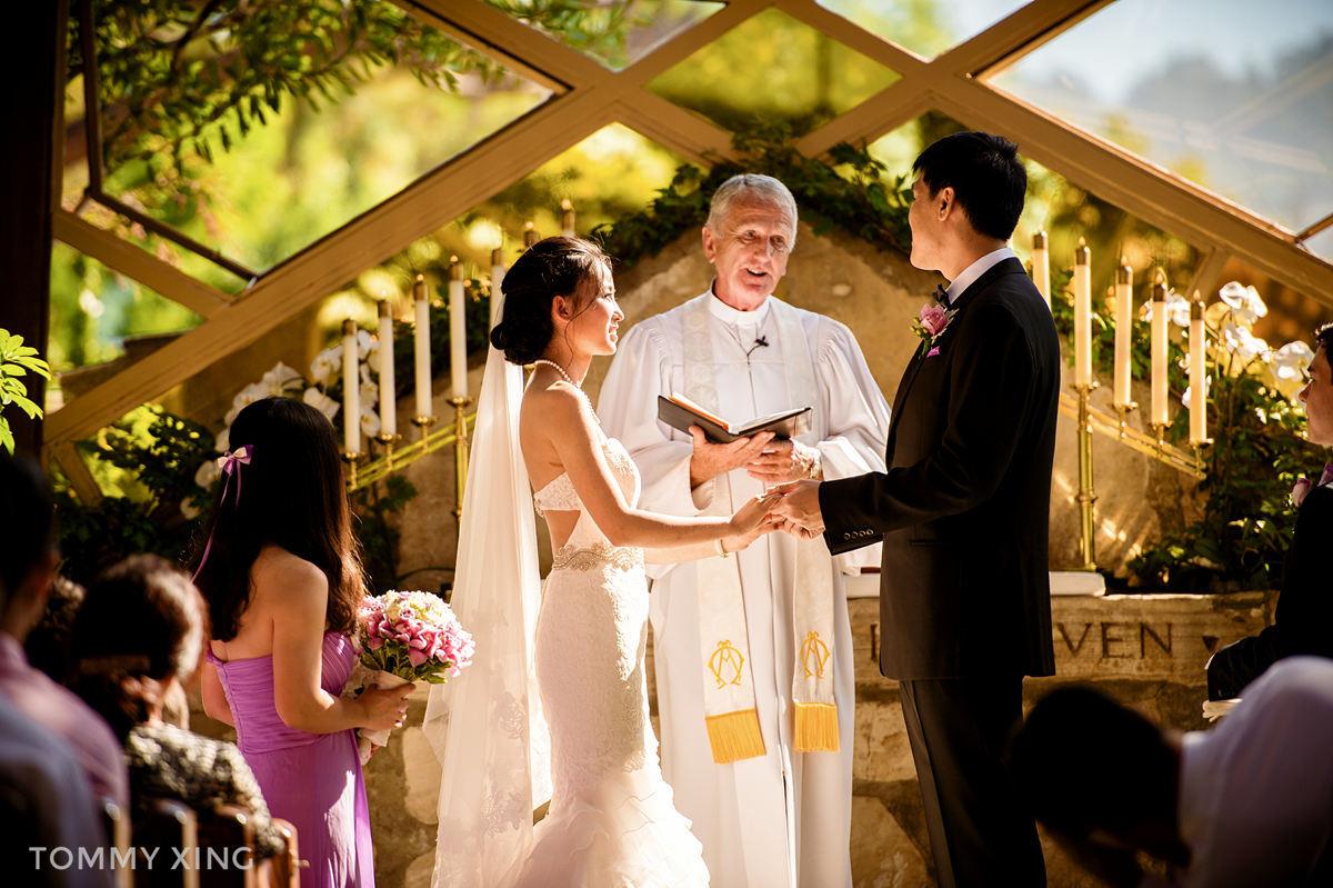 Wayfarers Chapel Wedding - Lin & Cheng - Los Angeles 洛杉矶玻璃教堂婚礼 by Tommy Xing Photography 039.JPG