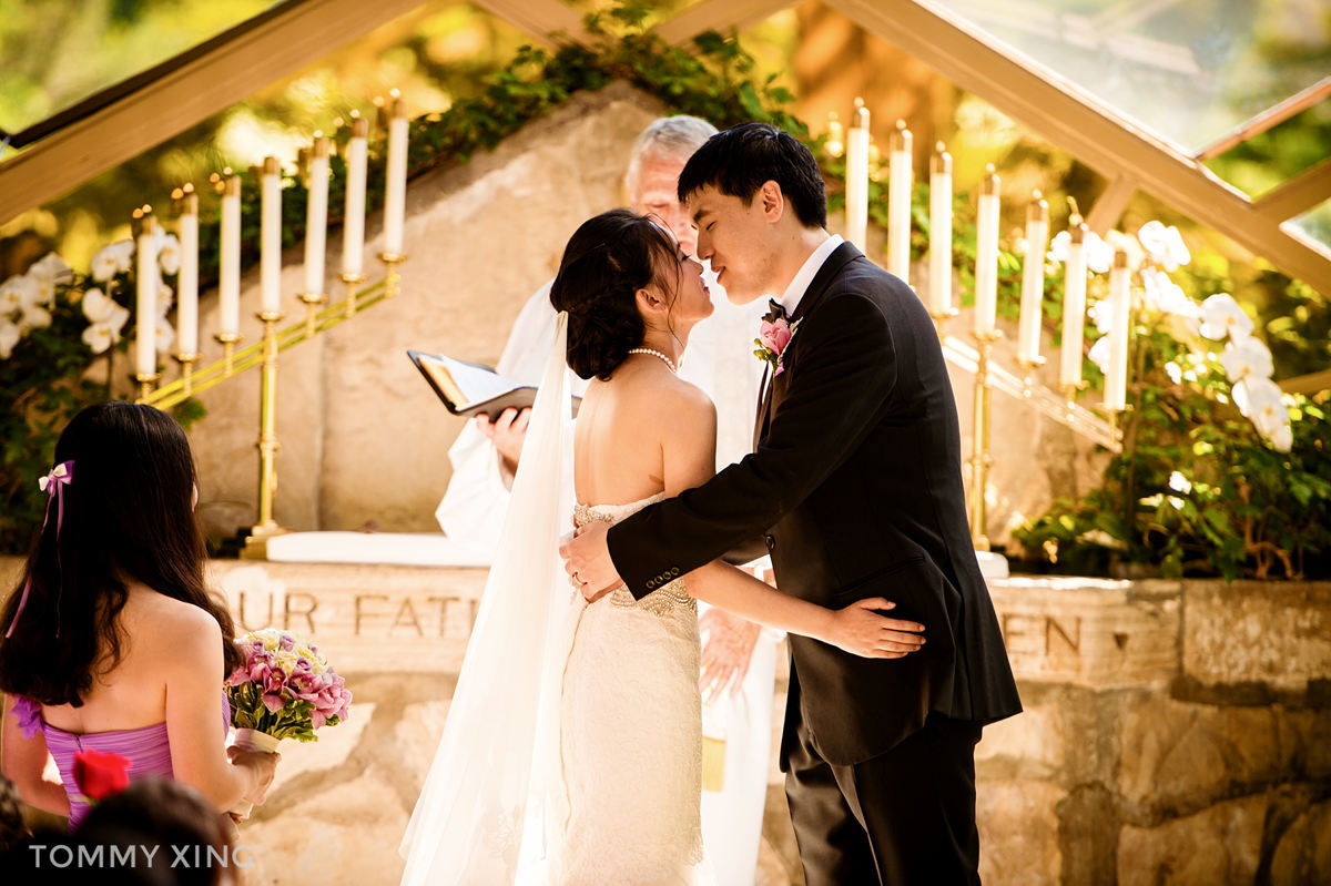 Wayfarers Chapel Wedding - Lin & Cheng - Los Angeles 洛杉矶玻璃教堂婚礼 by Tommy Xing Photography 050.JPG