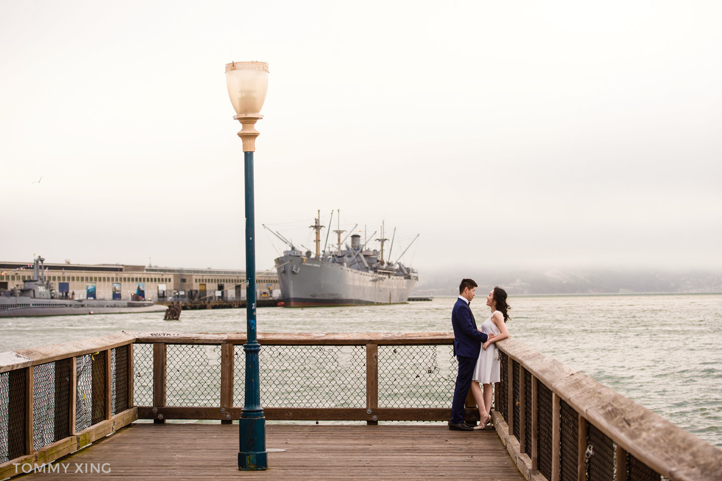 San Francisco Pre Wedding 美国旧金山湾区婚纱照 摄影师Tommy Xing Photography 20.jpg