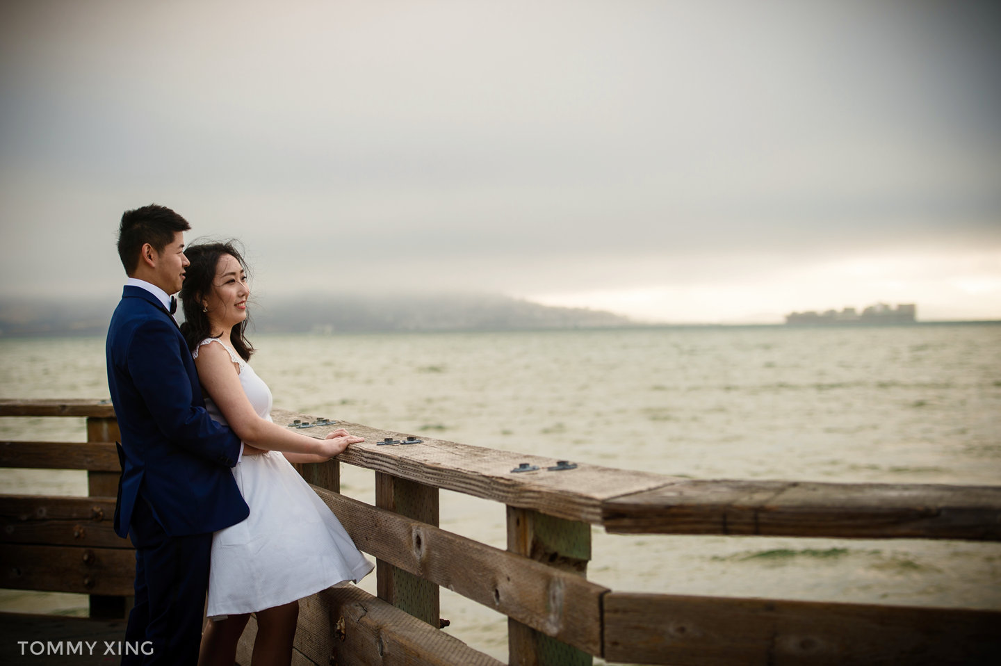 San Francisco Pre Wedding 美国旧金山湾区婚纱照 摄影师Tommy Xing Photography 24.jpg