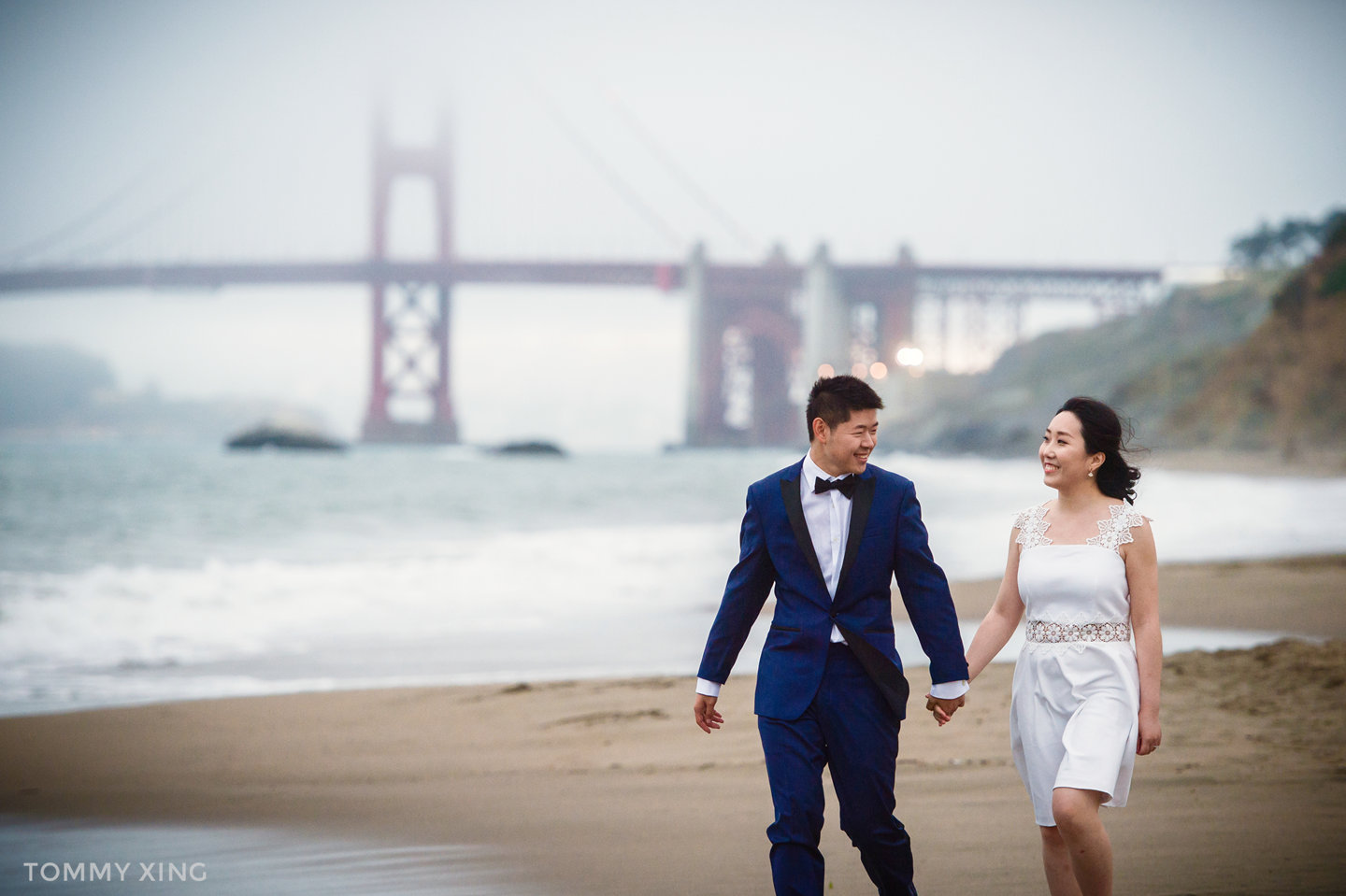 San Francisco Pre Wedding 美国旧金山湾区婚纱照 摄影师Tommy Xing Photography 27.jpg