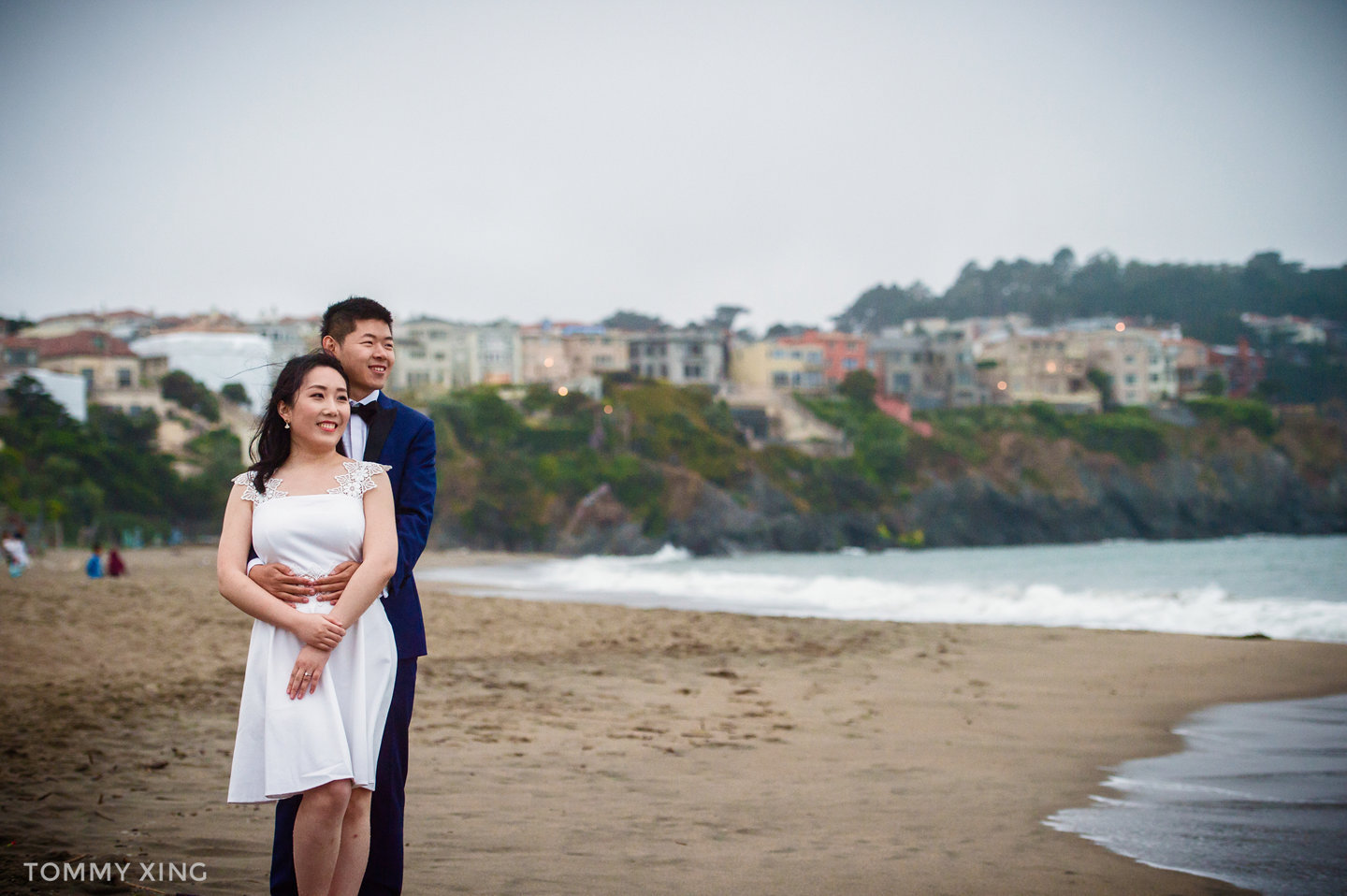 San Francisco Pre Wedding 美国旧金山湾区婚纱照 摄影师Tommy Xing Photography 30.jpg