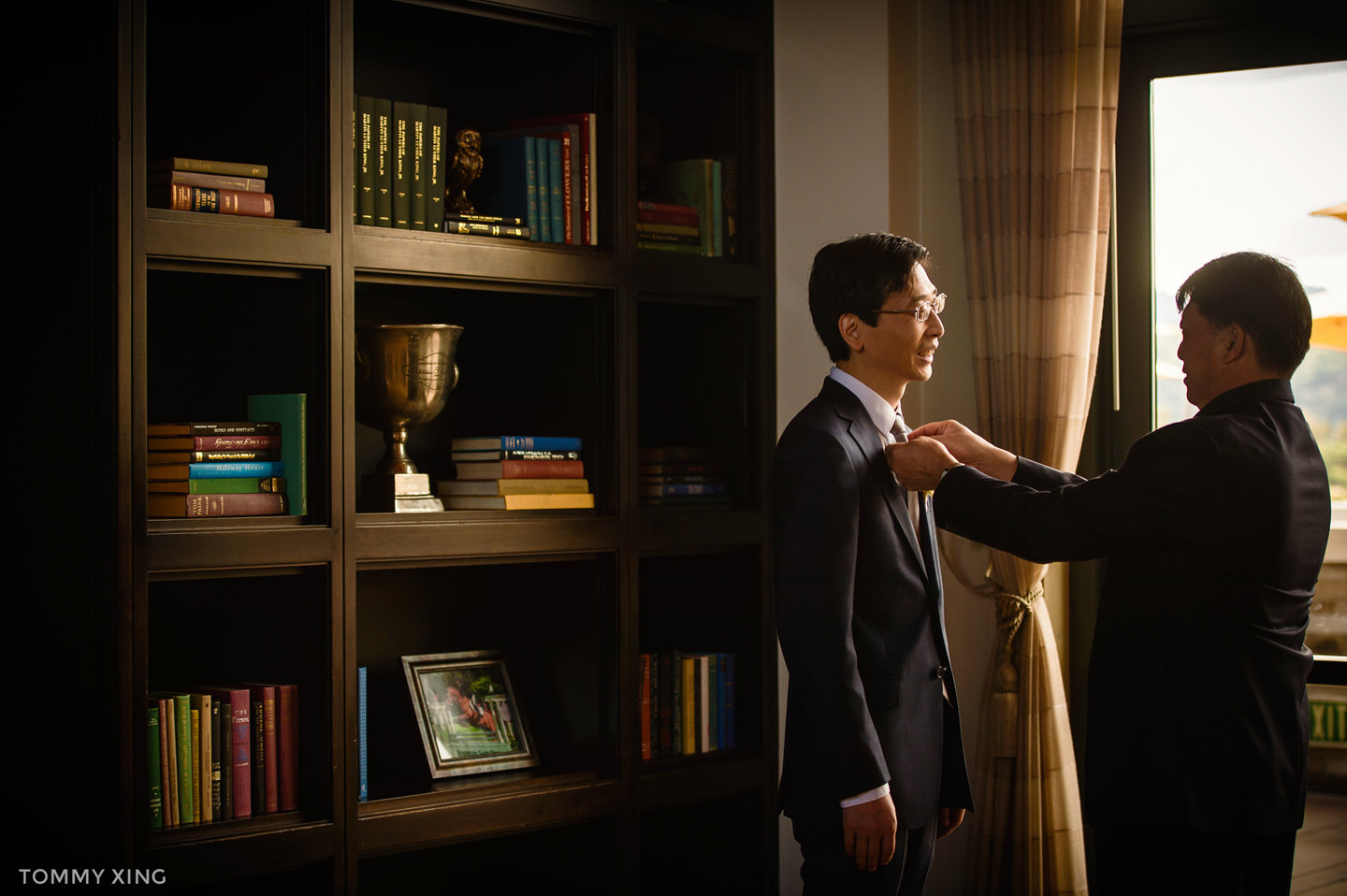 San Francisco Wedding Photography Valley Presbyterian Church WEDDING Tommy Xing Photography 洛杉矶旧金山婚礼婚纱照摄影师010.jpg