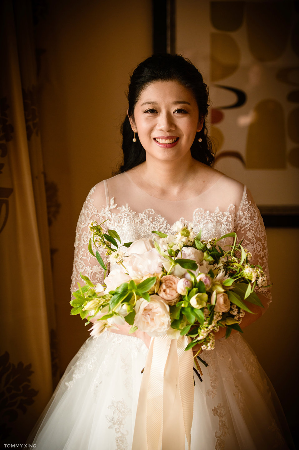 San Francisco Wedding Photography Valley Presbyterian Church WEDDING Tommy Xing Photography 洛杉矶旧金山婚礼婚纱照摄影师027.jpg