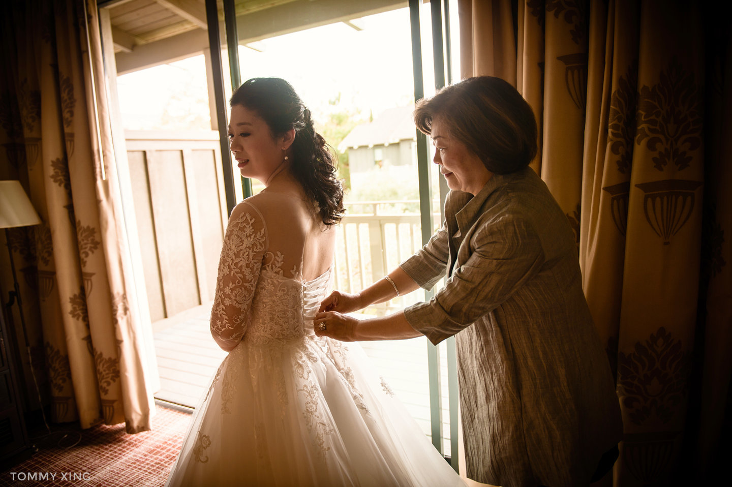 San Francisco Wedding Photography Valley Presbyterian Church WEDDING Tommy Xing Photography 洛杉矶旧金山婚礼婚纱照摄影师029.jpg
