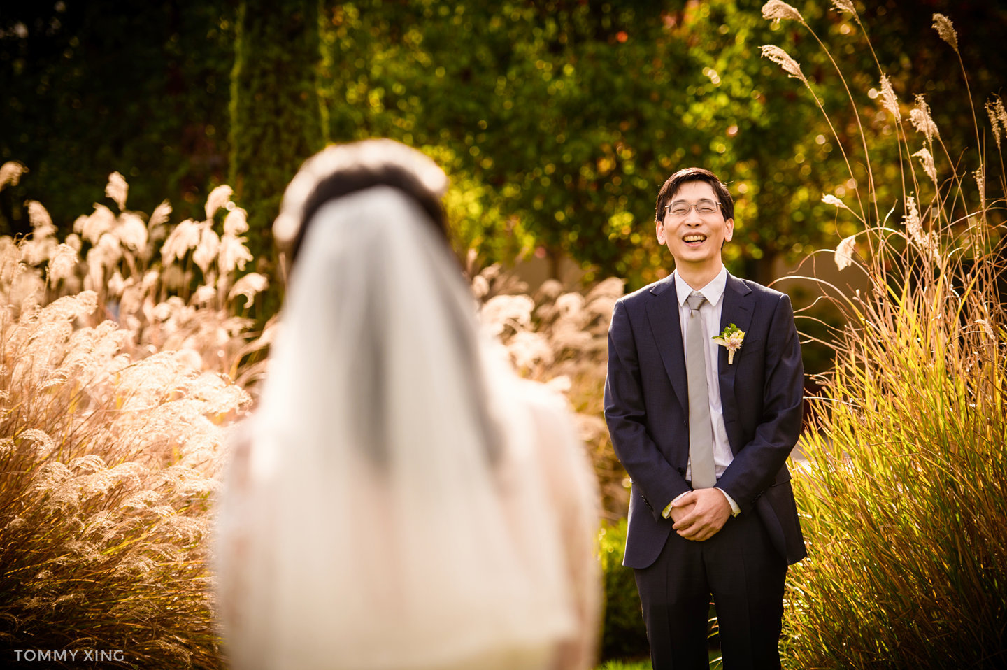 San Francisco Wedding Photography Valley Presbyterian Church WEDDING Tommy Xing Photography 洛杉矶旧金山婚礼婚纱照摄影师034.jpg