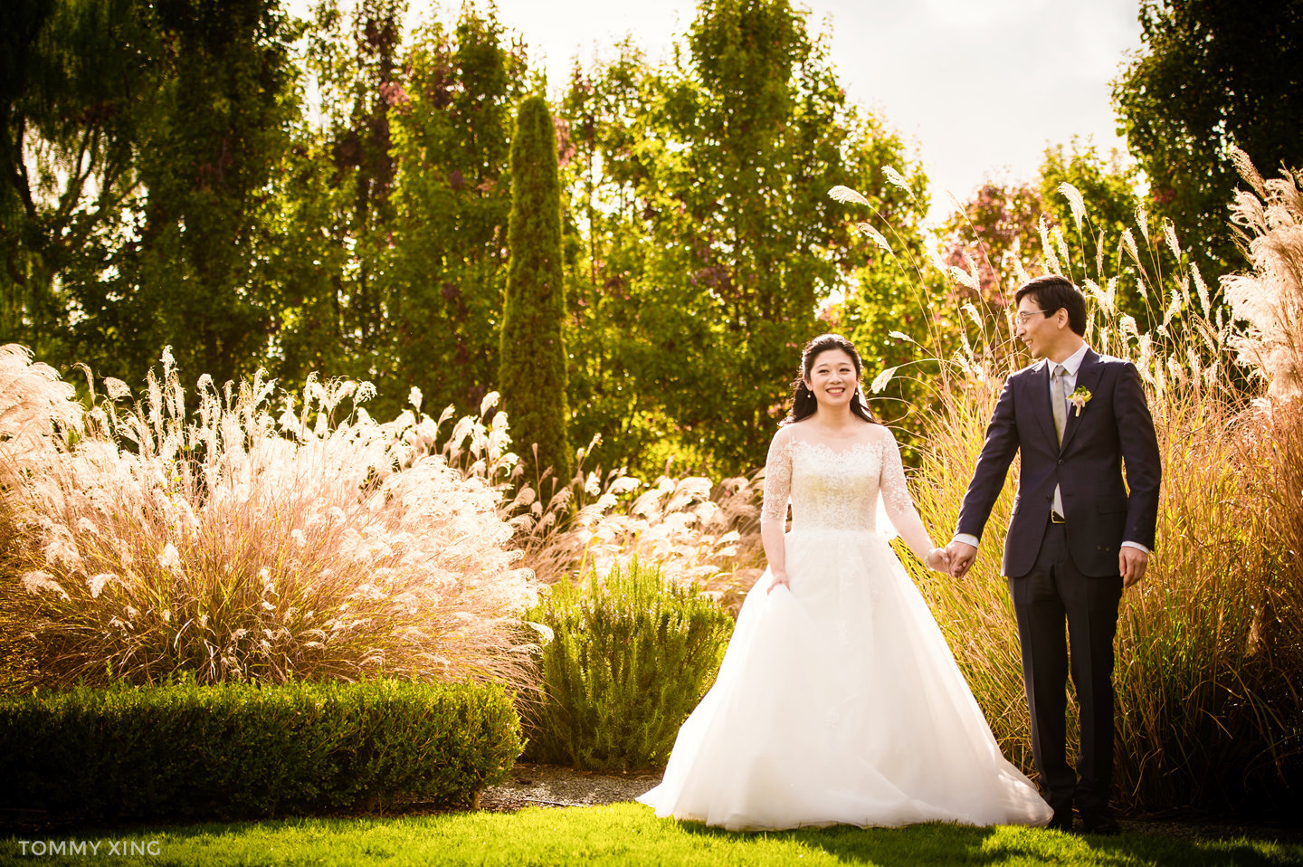 San Francisco Wedding Photography Valley Presbyterian Church WEDDING Tommy Xing Photography 洛杉矶旧金山婚礼婚纱照摄影师040.jpg