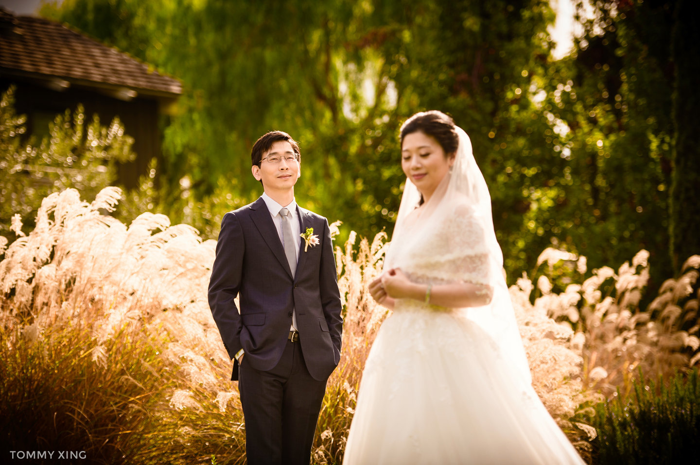 San Francisco Wedding Photography Valley Presbyterian Church WEDDING Tommy Xing Photography 洛杉矶旧金山婚礼婚纱照摄影师049.jpg