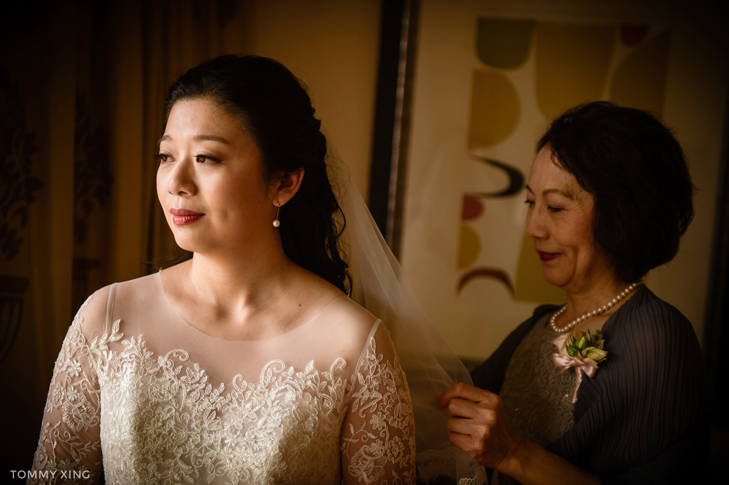 San Francisco Wedding Photography Valley Presbyterian Church WEDDING Tommy Xing Photography 洛杉矶旧金山婚礼婚纱照摄影师054.jpg
