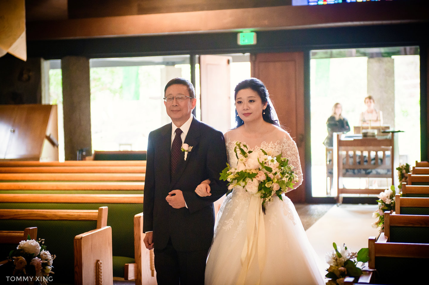 San Francisco Wedding Photography Valley Presbyterian Church WEDDING Tommy Xing Photography 洛杉矶旧金山婚礼婚纱照摄影师065.jpg