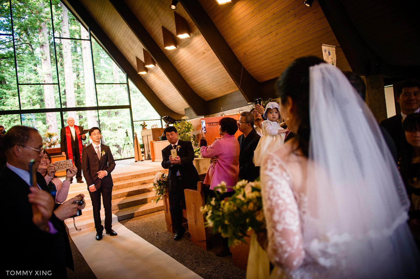 San Francisco Wedding Photography Valley Presbyterian Church WEDDING Tommy Xing Photography 洛杉矶旧金山婚礼婚纱照摄影师067.jpg
