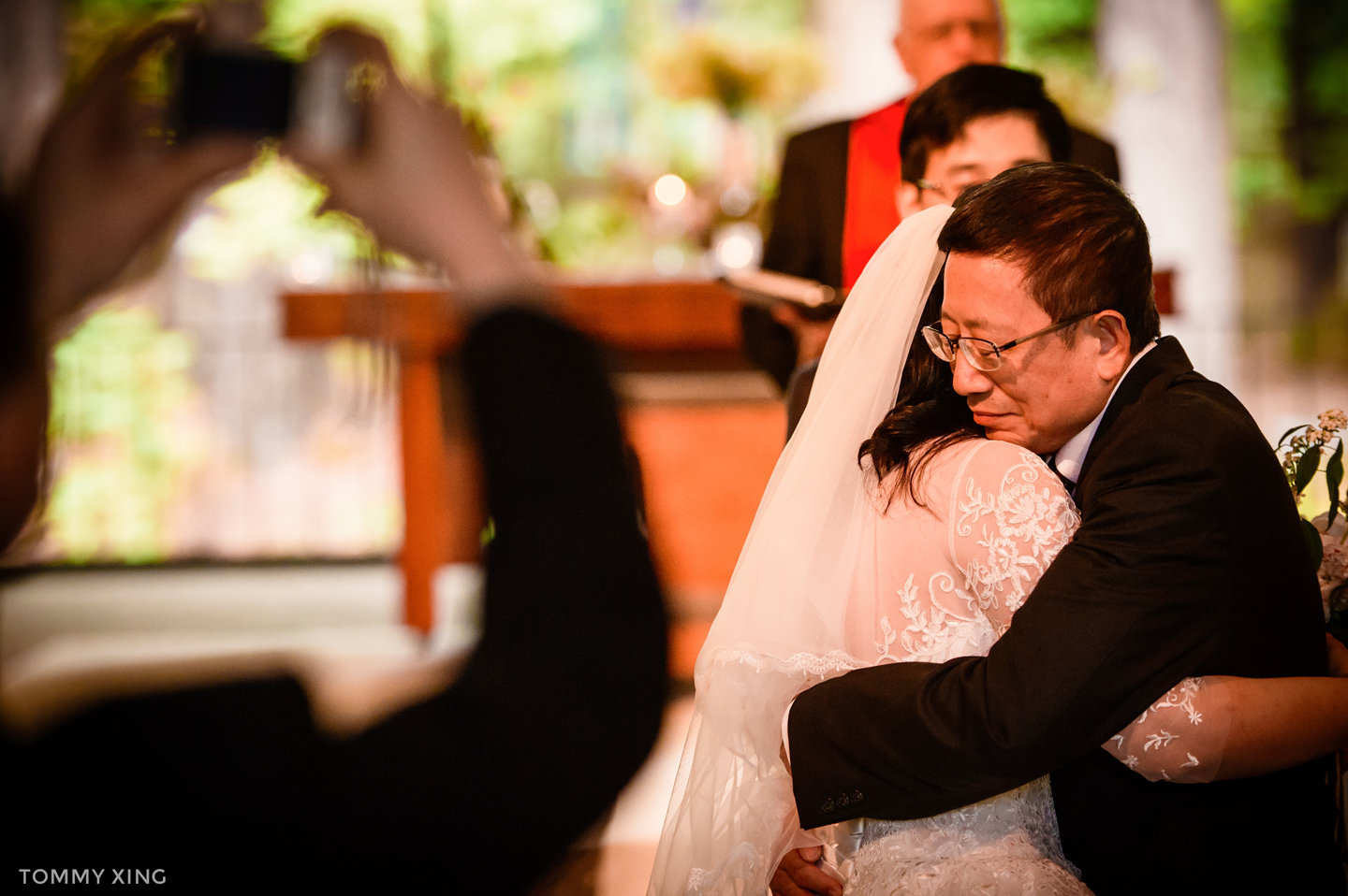 San Francisco Wedding Photography Valley Presbyterian Church WEDDING Tommy Xing Photography 洛杉矶旧金山婚礼婚纱照摄影师070.jpg