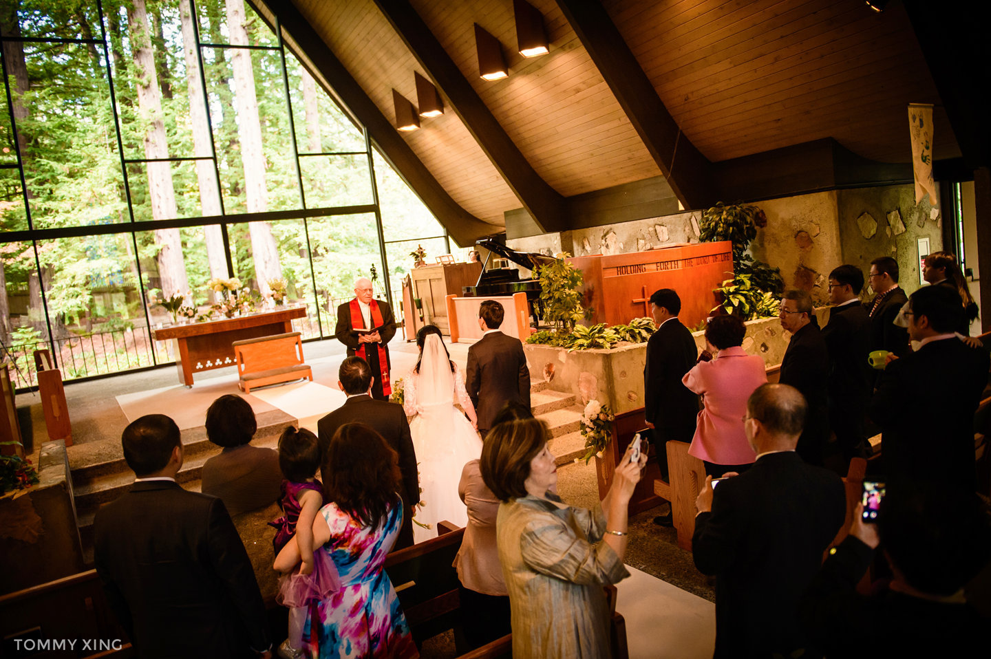 San Francisco Wedding Photography Valley Presbyterian Church WEDDING Tommy Xing Photography 洛杉矶旧金山婚礼婚纱照摄影师073.jpg