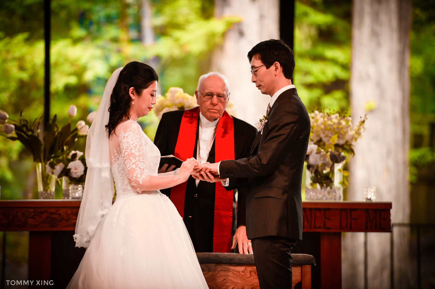 San Francisco Wedding Photography Valley Presbyterian Church WEDDING Tommy Xing Photography 洛杉矶旧金山婚礼婚纱照摄影师085.jpg