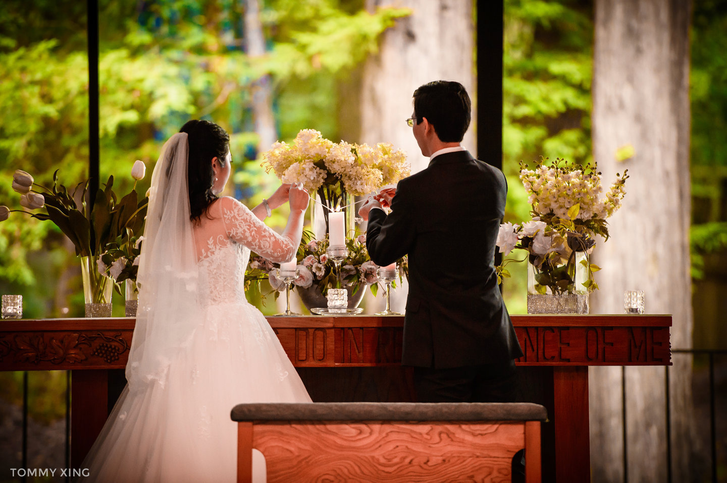 San Francisco Wedding Photography Valley Presbyterian Church WEDDING Tommy Xing Photography 洛杉矶旧金山婚礼婚纱照摄影师086.jpg