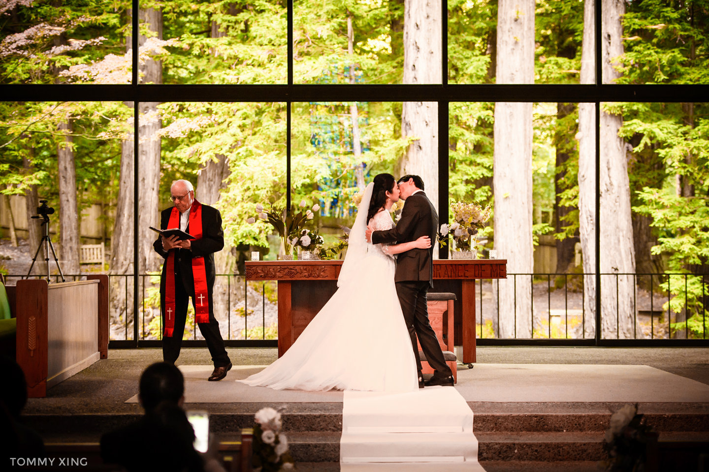 San Francisco Wedding Photography Valley Presbyterian Church WEDDING Tommy Xing Photography 洛杉矶旧金山婚礼婚纱照摄影师089.jpg