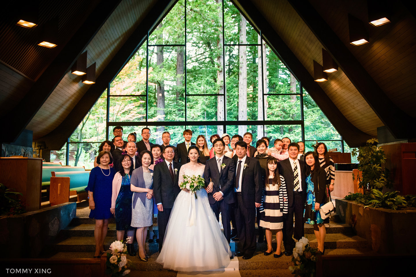 San Francisco Wedding Photography Valley Presbyterian Church WEDDING Tommy Xing Photography 洛杉矶旧金山婚礼婚纱照摄影师095.jpg