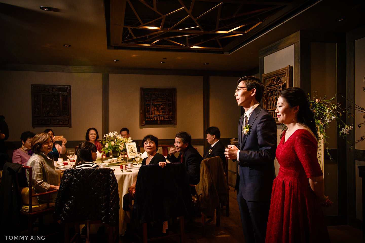 San Francisco Wedding Photography Valley Presbyterian Church WEDDING Tommy Xing Photography 洛杉矶旧金山婚礼婚纱照摄影师112.jpg