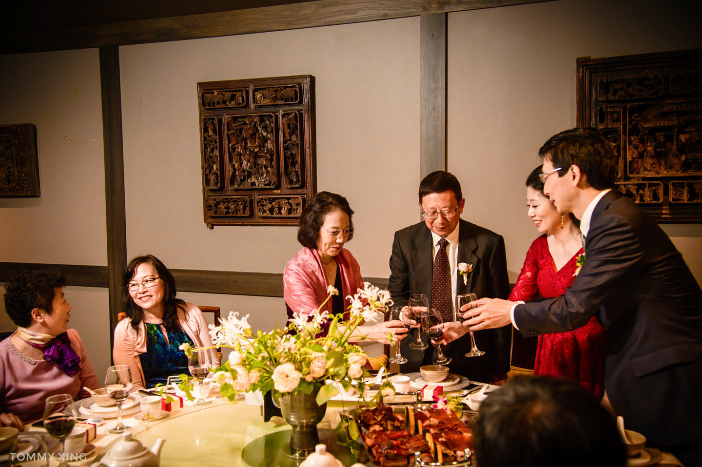 San Francisco Wedding Photography Valley Presbyterian Church WEDDING Tommy Xing Photography 洛杉矶旧金山婚礼婚纱照摄影师116.jpg