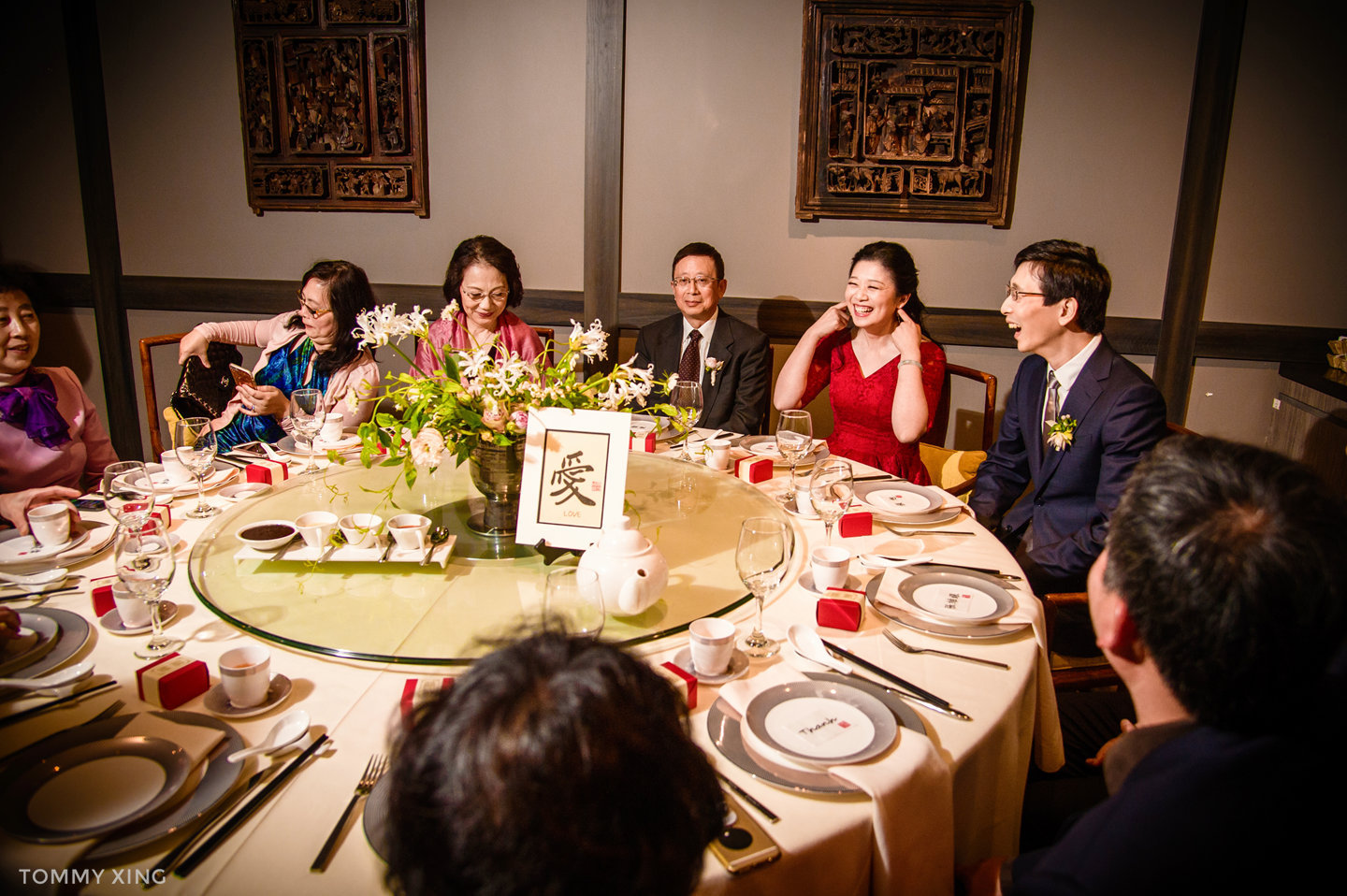 San Francisco Wedding Photography Valley Presbyterian Church WEDDING Tommy Xing Photography 洛杉矶旧金山婚礼婚纱照摄影师115.jpg