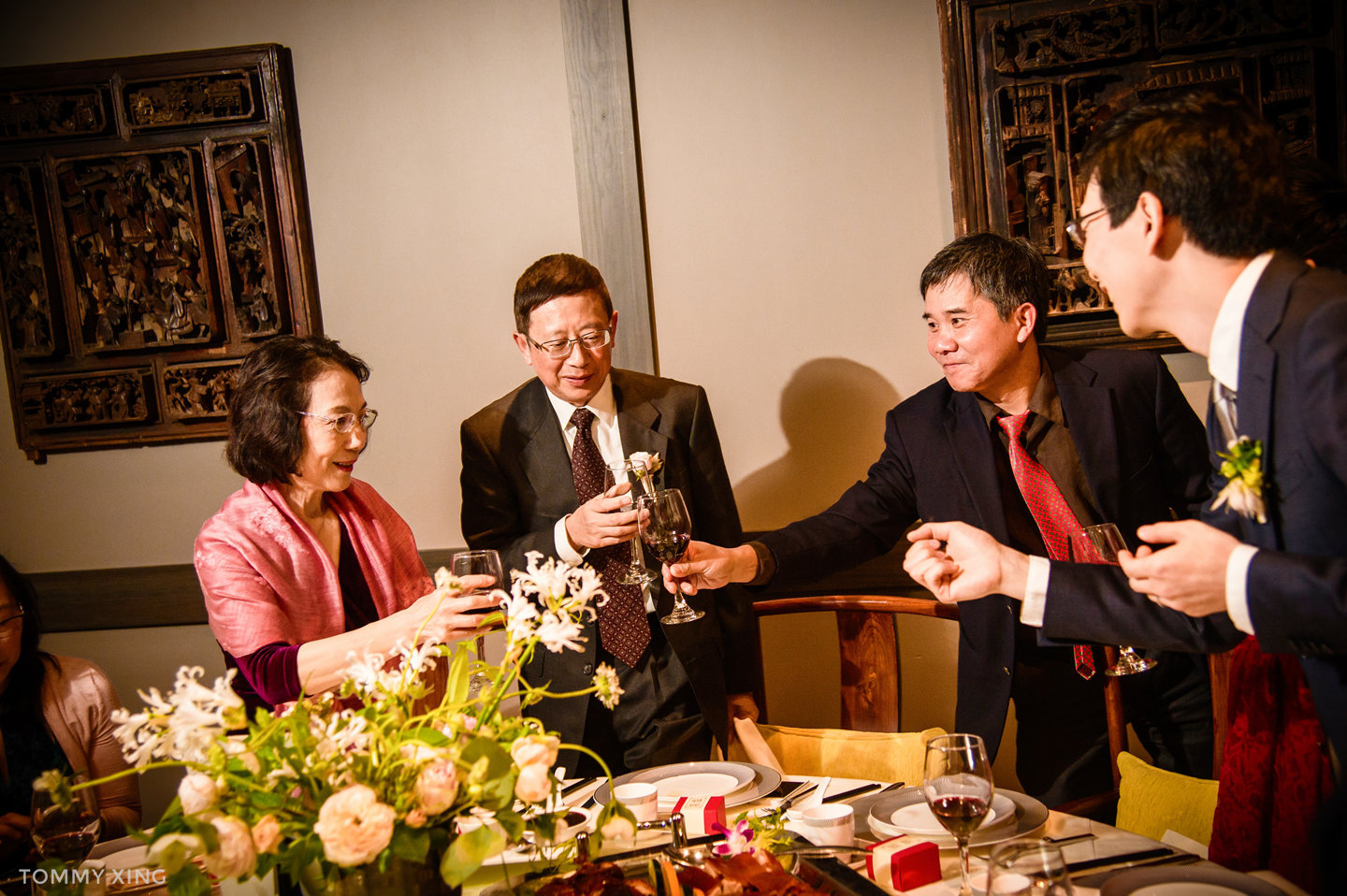 San Francisco Wedding Photography Valley Presbyterian Church WEDDING Tommy Xing Photography 洛杉矶旧金山婚礼婚纱照摄影师121.jpg