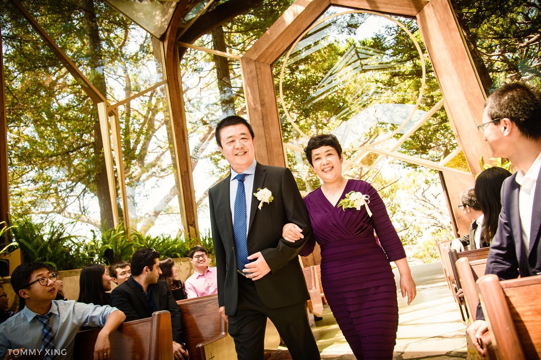 Wayfarers chapel Wedding Photography Ranho Palos Verdes Tommy Xing Photography 洛杉矶玻璃教堂婚礼婚纱照摄影师105.jpg