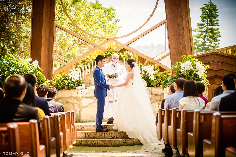 Wayfarers chapel Wedding Photography Ranho Palos Verdes Tommy Xing Photography 洛杉矶玻璃教堂婚礼婚纱照摄影师128.jpg