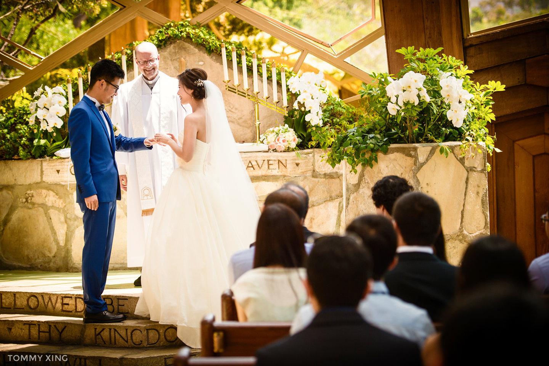Wayfarers chapel Wedding Photography Ranho Palos Verdes Tommy Xing Photography 洛杉矶玻璃教堂婚礼婚纱照摄影师130.jpg