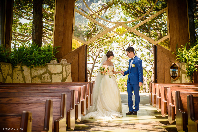 Wayfarers chapel Wedding Photography Ranho Palos Verdes Tommy Xing Photography 洛杉矶玻璃教堂婚礼婚纱照摄影师164.jpg