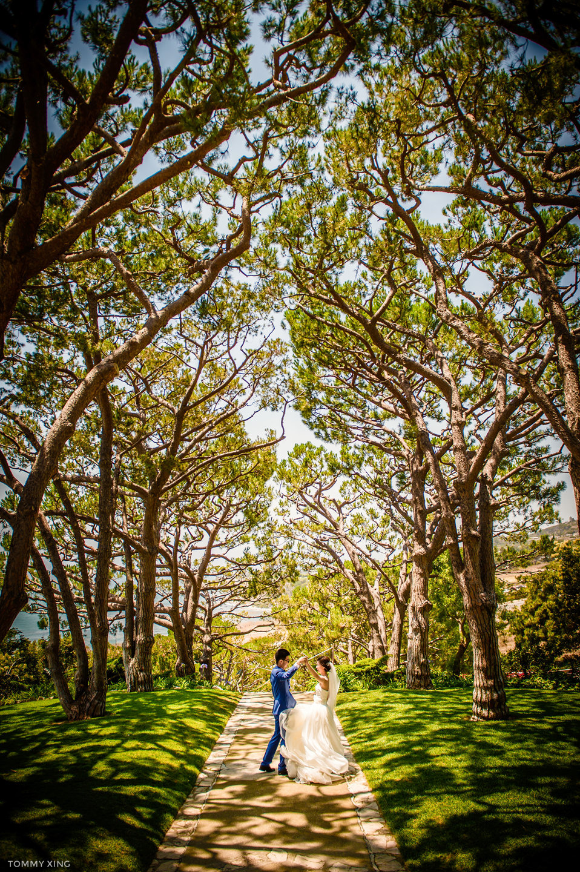 Wayfarers chapel Wedding Photography Ranho Palos Verdes Tommy Xing Photography 洛杉矶玻璃教堂婚礼婚纱照摄影师165.jpg
