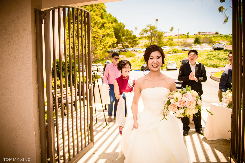 Wayfarers chapel Wedding Photography Ranho Palos Verdes Tommy Xing Photography 洛杉矶玻璃教堂婚礼婚纱照摄影师174.jpg