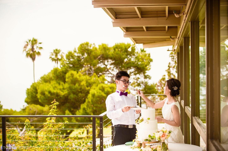 Wayfarers chapel Wedding Photography Ranho Palos Verdes Tommy Xing Photography 洛杉矶玻璃教堂婚礼婚纱照摄影师304.jpg