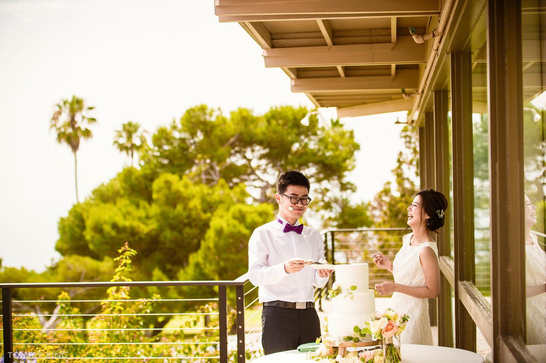 Wayfarers chapel Wedding Photography Ranho Palos Verdes Tommy Xing Photography 洛杉矶玻璃教堂婚礼婚纱照摄影师306.jpg
