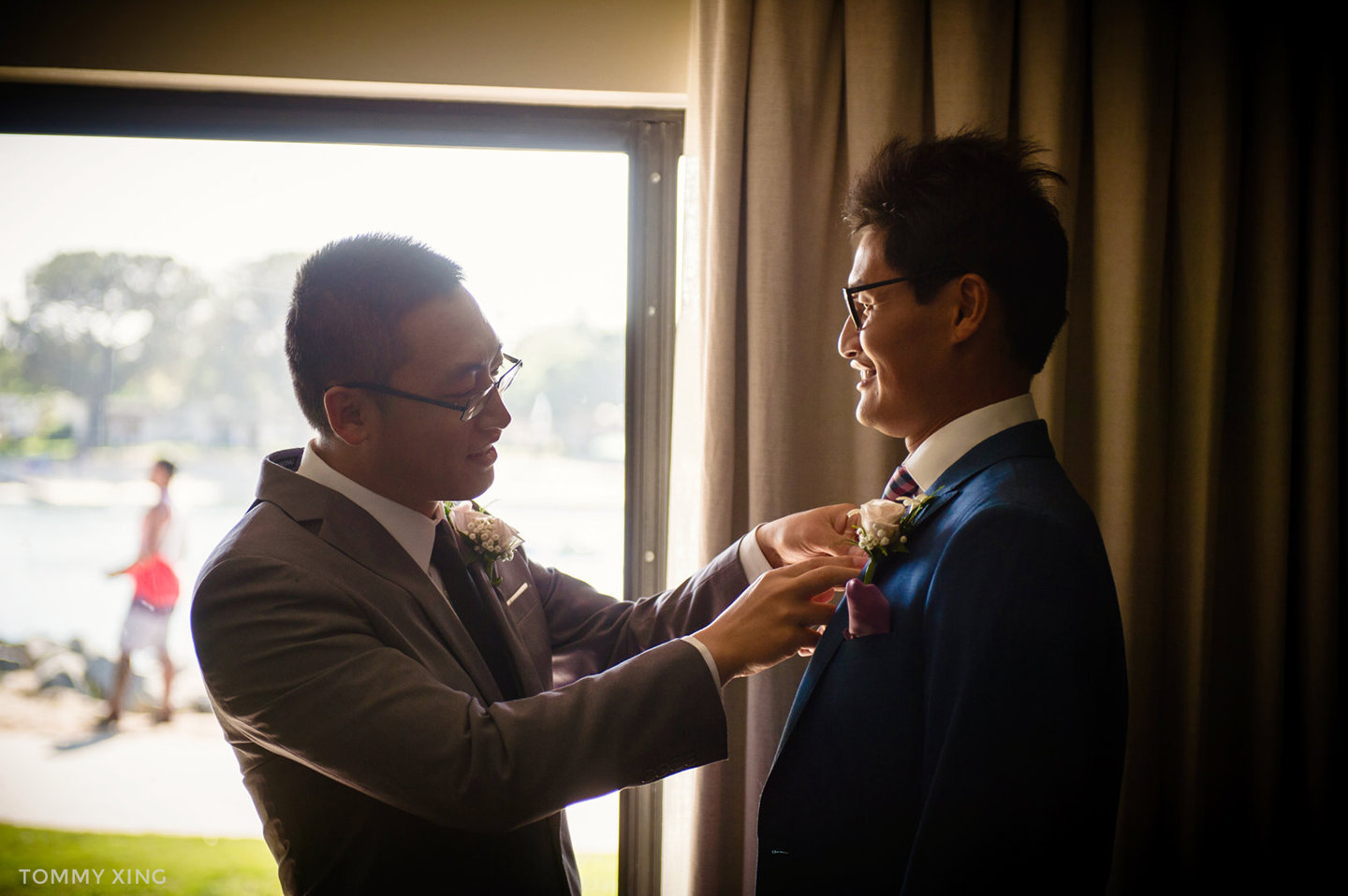 Paradise Point Resort Wedding Xiaolu & Bin San Diego 圣地亚哥婚礼摄影跟拍 Tommy Xing Photography 洛杉矶婚礼婚纱照摄影师 054.jpg