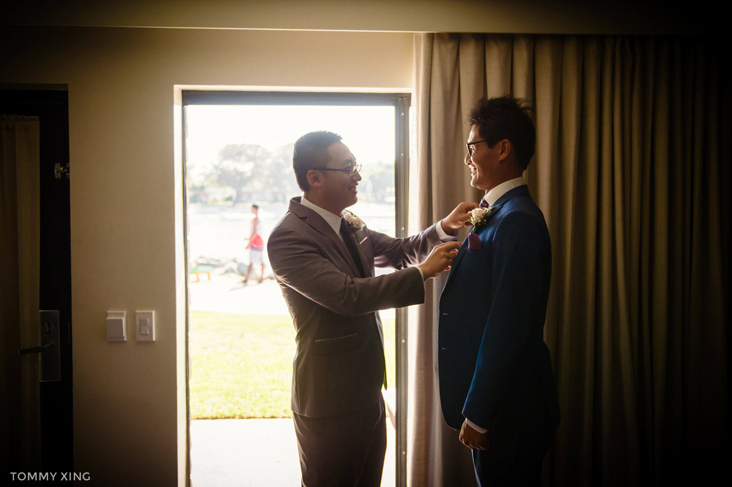 Paradise Point Resort Wedding Xiaolu & Bin San Diego 圣地亚哥婚礼摄影跟拍 Tommy Xing Photography 洛杉矶婚礼婚纱照摄影师 055.jpg