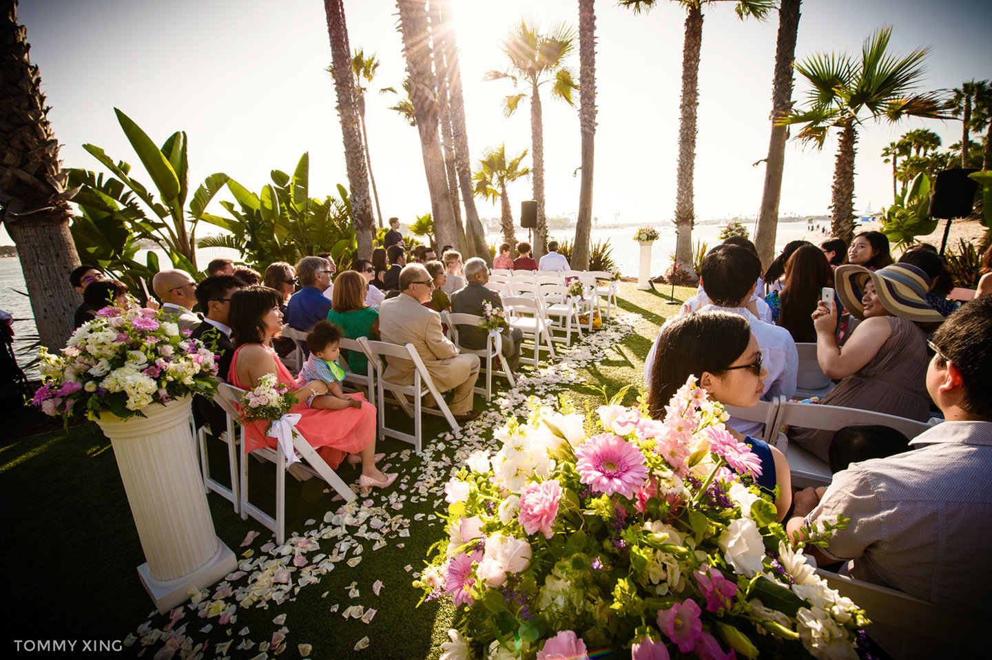Paradise Point Resort Wedding Xiaolu & Bin San Diego 圣地亚哥婚礼摄影跟拍 Tommy Xing Photography 洛杉矶婚礼婚纱照摄影师 081.jpg