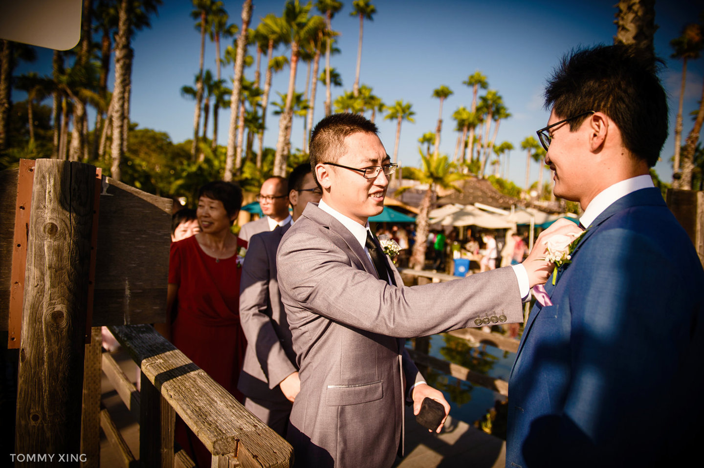 Paradise Point Resort Wedding Xiaolu & Bin San Diego 圣地亚哥婚礼摄影跟拍 Tommy Xing Photography 洛杉矶婚礼婚纱照摄影师 083.jpg