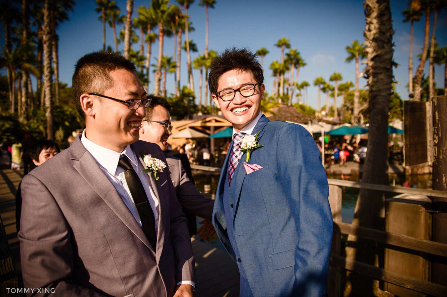 Paradise Point Resort Wedding Xiaolu & Bin San Diego 圣地亚哥婚礼摄影跟拍 Tommy Xing Photography 洛杉矶婚礼婚纱照摄影师 085.jpg
