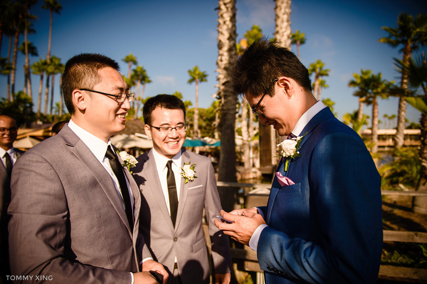 Paradise Point Resort Wedding Xiaolu & Bin San Diego 圣地亚哥婚礼摄影跟拍 Tommy Xing Photography 洛杉矶婚礼婚纱照摄影师 087.jpg