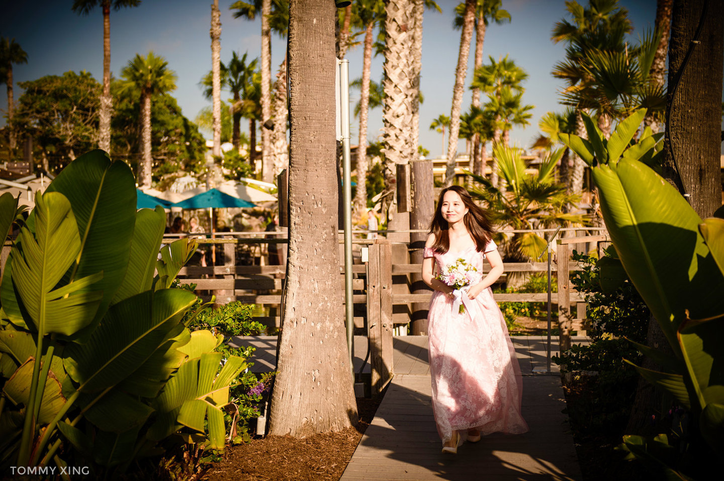Paradise Point Resort Wedding Xiaolu & Bin San Diego 圣地亚哥婚礼摄影跟拍 Tommy Xing Photography 洛杉矶婚礼婚纱照摄影师 091.jpg