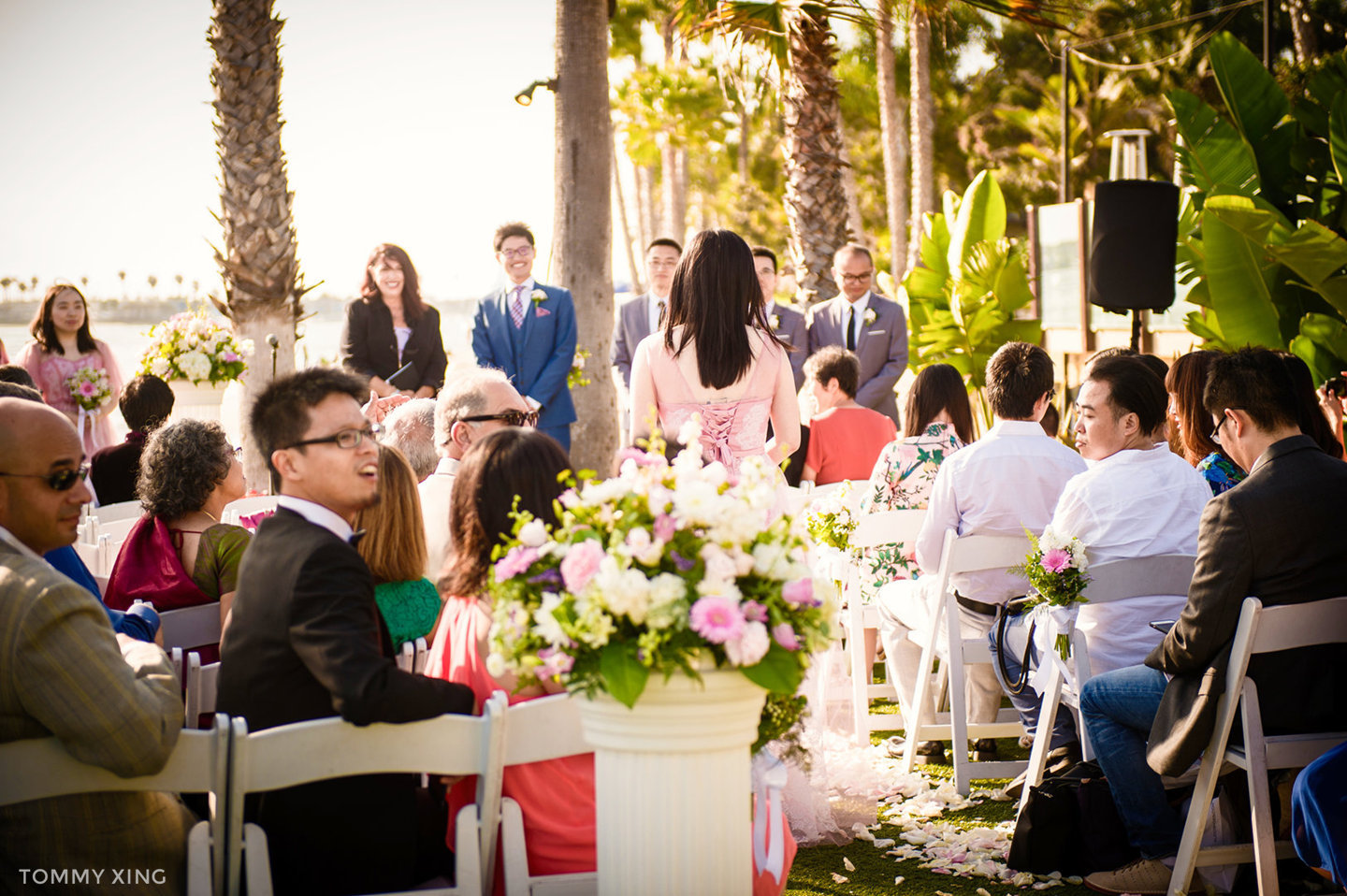 Paradise Point Resort Wedding Xiaolu & Bin San Diego 圣地亚哥婚礼摄影跟拍 Tommy Xing Photography 洛杉矶婚礼婚纱照摄影师 096.jpg