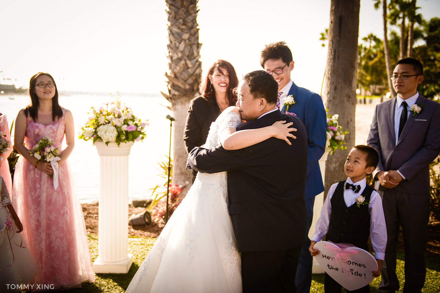 Paradise Point Resort Wedding Xiaolu & Bin San Diego 圣地亚哥婚礼摄影跟拍 Tommy Xing Photography 洛杉矶婚礼婚纱照摄影师 115.jpg